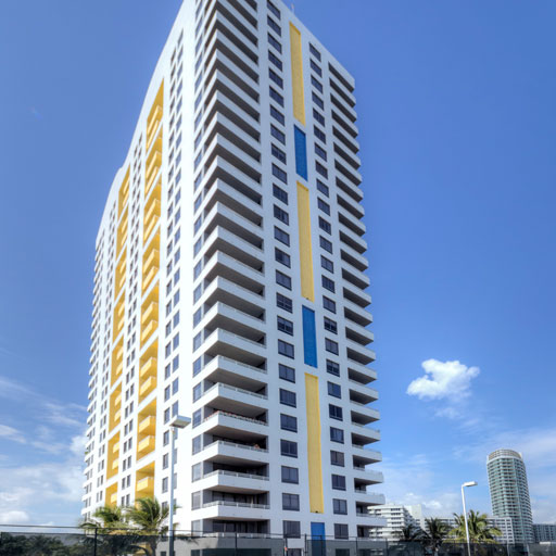 Apartments For Rent In Miami Beach: Miami Beach Waverly Condo For Sale